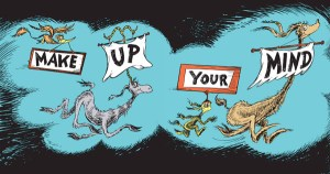 What Pet Should I Get? Dr. Seuss's Previously Unseen Illustrated Wink at the Paradox of Choice and the Fear of Missing Out