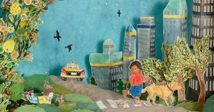 Wild Ideas: The Creative Problem-Solving Strategies of Different Animals, in Illustrated Dioramas