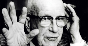 Buckminster Fuller's Brilliant Metaphor for the Greatest Key to Transformation and Growth