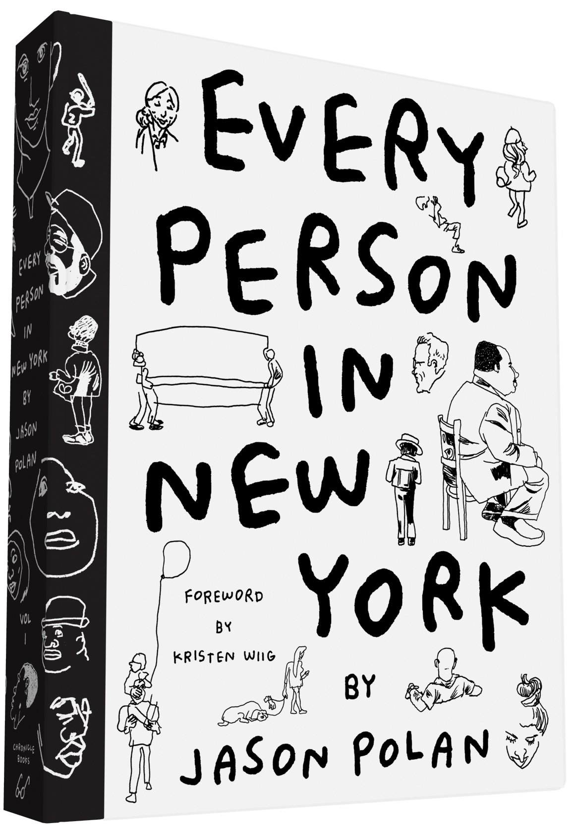 Every Person in New York, Illustrated