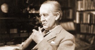 Tolkien Reads from <em>The Hobbit</em> in Rare Archival Audio from His First Encounter with a Tape Recorder