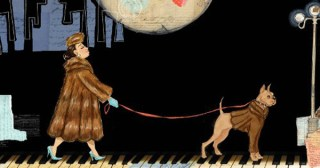 Mister and Lady Day: The Illustrated Story of Billie Holiday and the Dog Who Loved Her