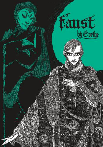 Harry Clarke's Beautiful and Haunting 1925 Illustrations for Goethe's Faust