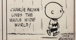 Charles M. Schulz, Civil Rights, and the Previously Unseen Art of Peanuts