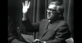 "Ray Bradbury Reads His Poem ""If Only We Had Taller Been"" in a Rare 1971 Recording"
