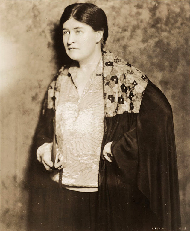Willa Cather (Library of Congress)