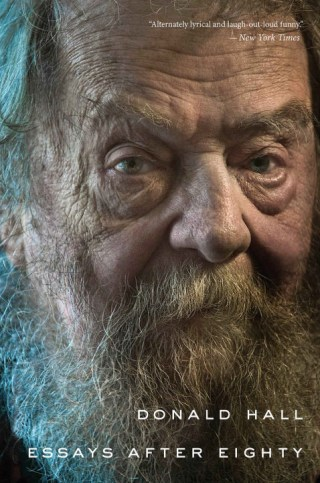 Donald Hall on Growing Old and Our Cultural Attitude Toward the Elderly