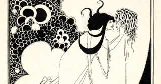 "How Aubrey Beardsley's Visionary Illustrations for Oscar Wilde's ""Salome"" Subverted Victorian Gender Norms and Revolutionized the Graphic Arts"
