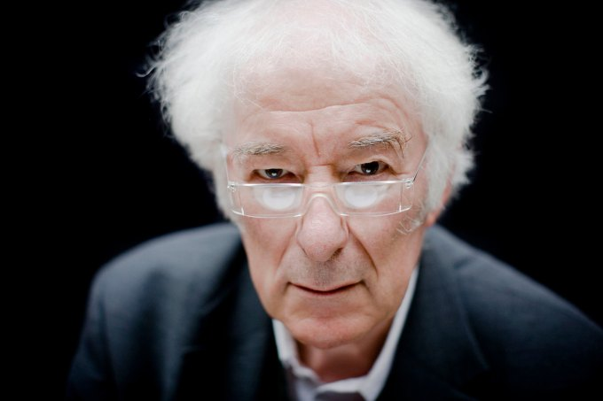 Seamus Heaney by Felix Clay