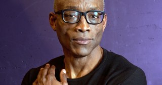 Poetry and the Creative Mind: Bill T. Jones's Electrifying Reading of Four Beloved Poems