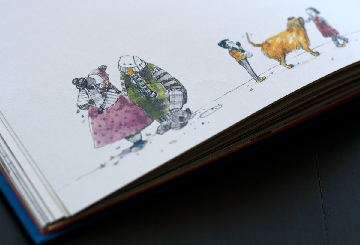 Lenny & Lucy: A Lovely Illustrated Parable of Befriending Change and Transcending Our Fear of the Unknown