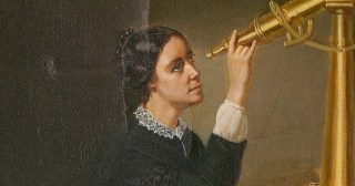 Maria Mitchell and the Spider's Web: A Touching Testament to Tenacity from America's First Woman Astronomer