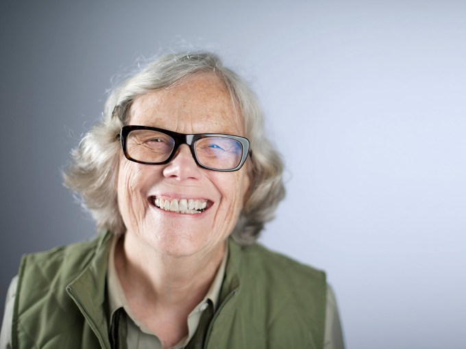 Test engineer Sue Finley, NASA's longest-serving woman, who has worked at JPL for forty-six years. (Photograph courtesy of NASA/JPL-Caltech)