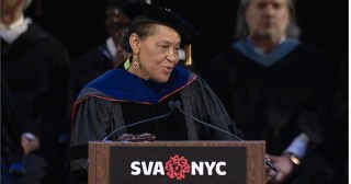 How Do You Measure Your Life: Artist Carrie Mae Weems's Stirring SVA Commencement Address