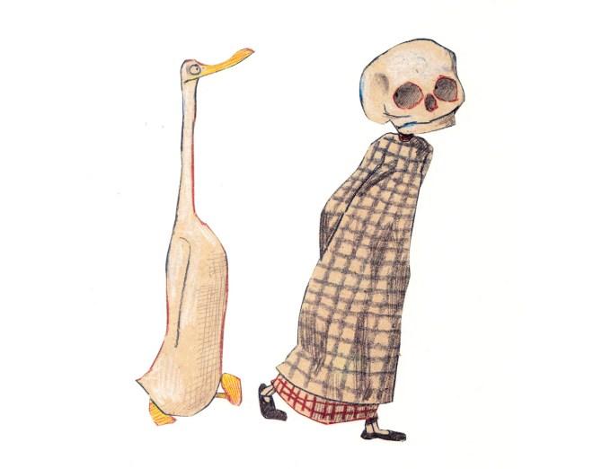duckdeathandthetulip7