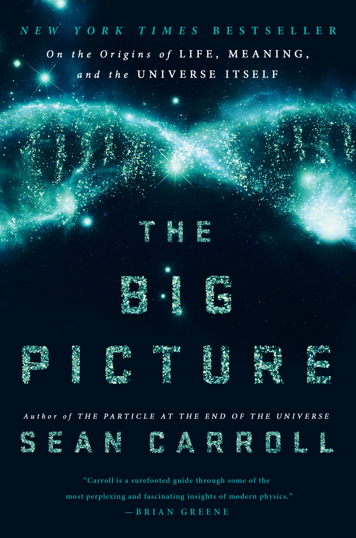 Existential Therapy from the Universe: Physicist Sean Carroll on How Poetic Naturalism Illuminates Our Human Search for Meaning