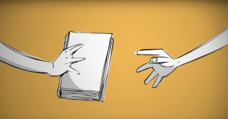 The Evolution of the Book, Animated