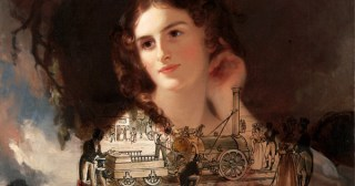 Swifter Than a Bird Flies: An Astonishing Account of Riding the First Passenger Train and How the Invention of Railroads Changed Human Consciousness