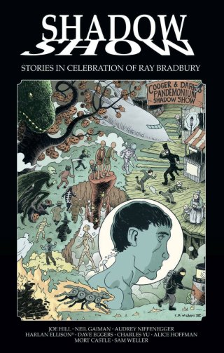 "Neil Gaiman Reads ""The Man Who Forgot Ray Bradbury,"" His Lovely Present for Bradbury's 91st and Final Birthday"