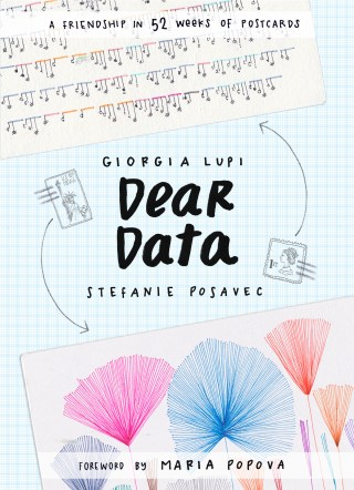 Dear Data: A Lyrical Illustrated Serenade to How Our Attention Shapes Our Reality