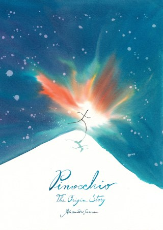 Pinocchio: An Alternative Origin Story Exploring the Grandest Questions of Existence