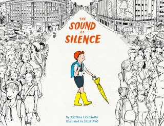 The Sound of Silence: An Illustrated Serenade to the Art of Listening to Your Inner Voice Amid the Noise of Modern Life