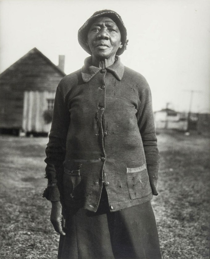 """Woman in Thirties"" by Eudora Welty, the opening photograph in One Time, One Place: Mississippi in the Depression"