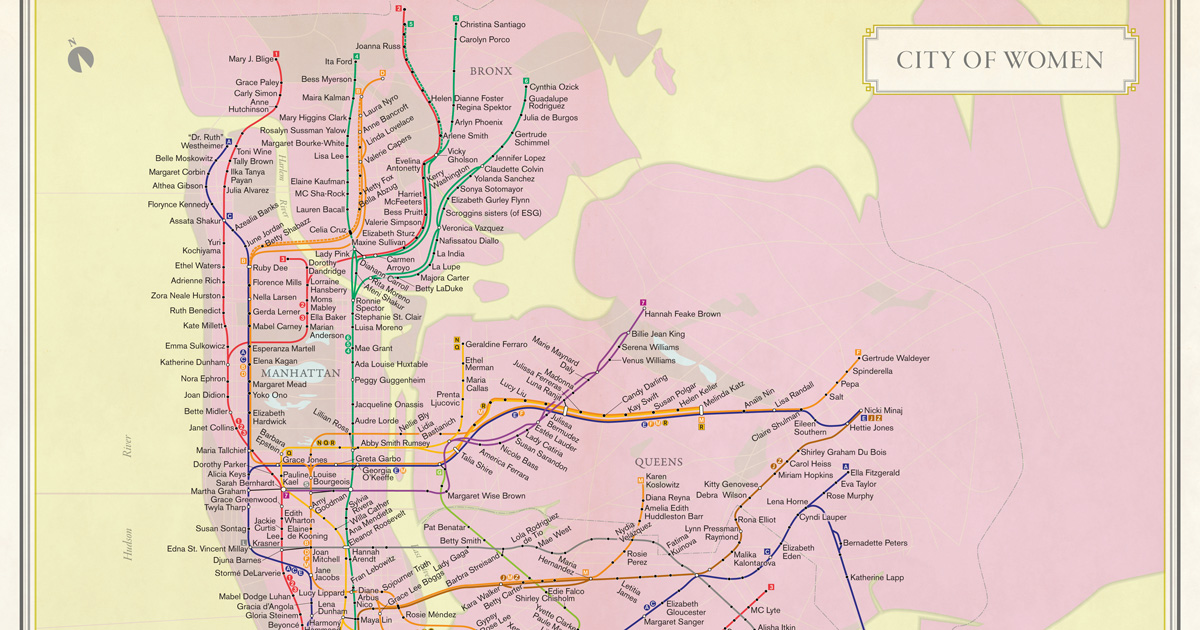 New York City Subway Map 191.Nonstop Metropolis An Atlas Of Maps Reclaiming New York S Untold