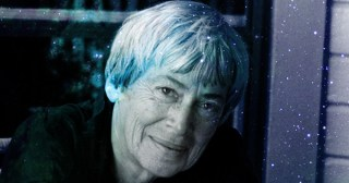 Ursula K. Le Guin on Writing as Falling in Love
