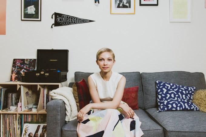 Tavi Gevinson (Photograph: Sasha Israel)