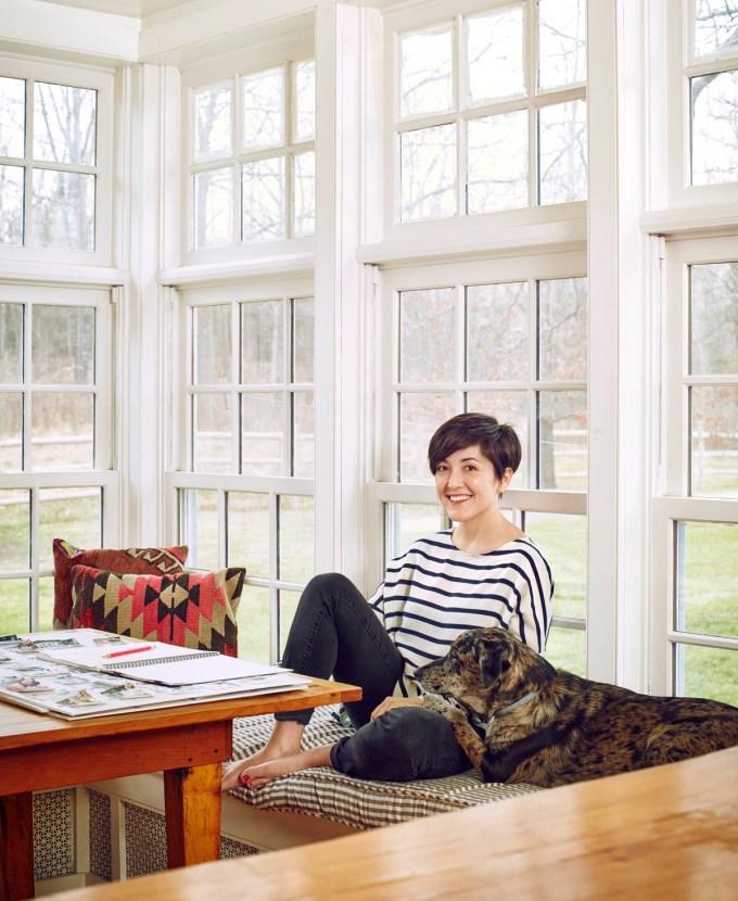 Grace Bonney (Photograph: Christopher Sturman)