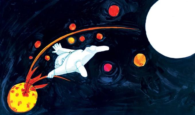 Image result for moon man tomi ungerer