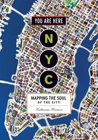 You Are Here: Creative Cartography Mapping the Soul of New York