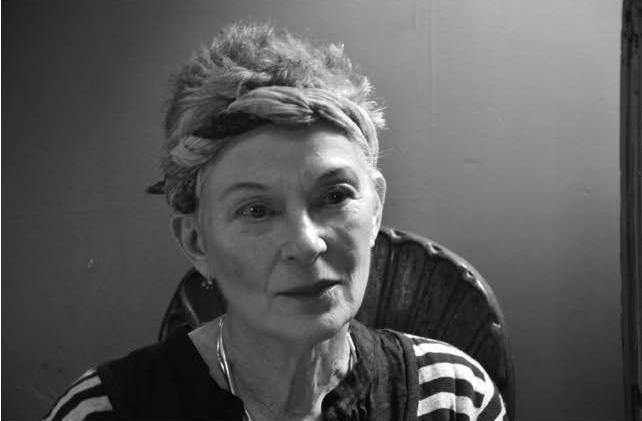 Ann Lauterbach (Photograph: Sara Barrett)