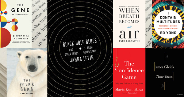 The Greatest Science Books Of 2016 Brain Pickings