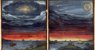 Wonder-Sighting in the Medieval World: Stunning Sixteenth-Century Drawings of Comets