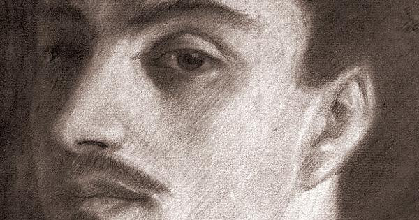 Lebanese American Painter Poet And Philosopher Kahlil Gibran On Why We Create Brain Pickings