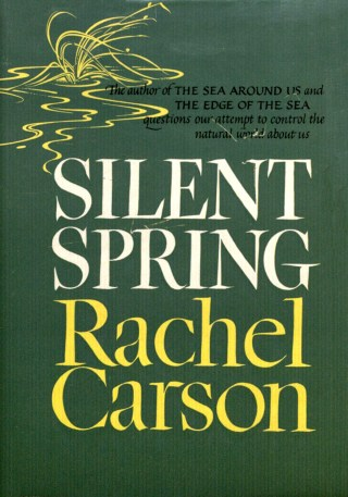 """The Writing of """"Silent Spring"""": Rachel Carson and the Culture-Shifting Courage to Speak Inconvenient Truth to Power"""