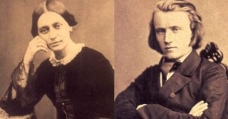 When a Friendship Is More Than Friendship: The Tender Letters of Clara Schumann and Johannes Brahms