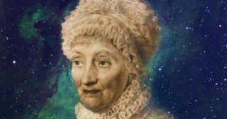 Hooked on the Heavens: How Caroline Herschel, the First Professional Woman Astronomer, Nearly Died by Meathook in the Name of Science