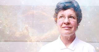 "Poems of Space: Pioneering Astrophysicist Jocelyn Bell Burnell Reads ""Halley's Comet"" by Stanley Kunitz"