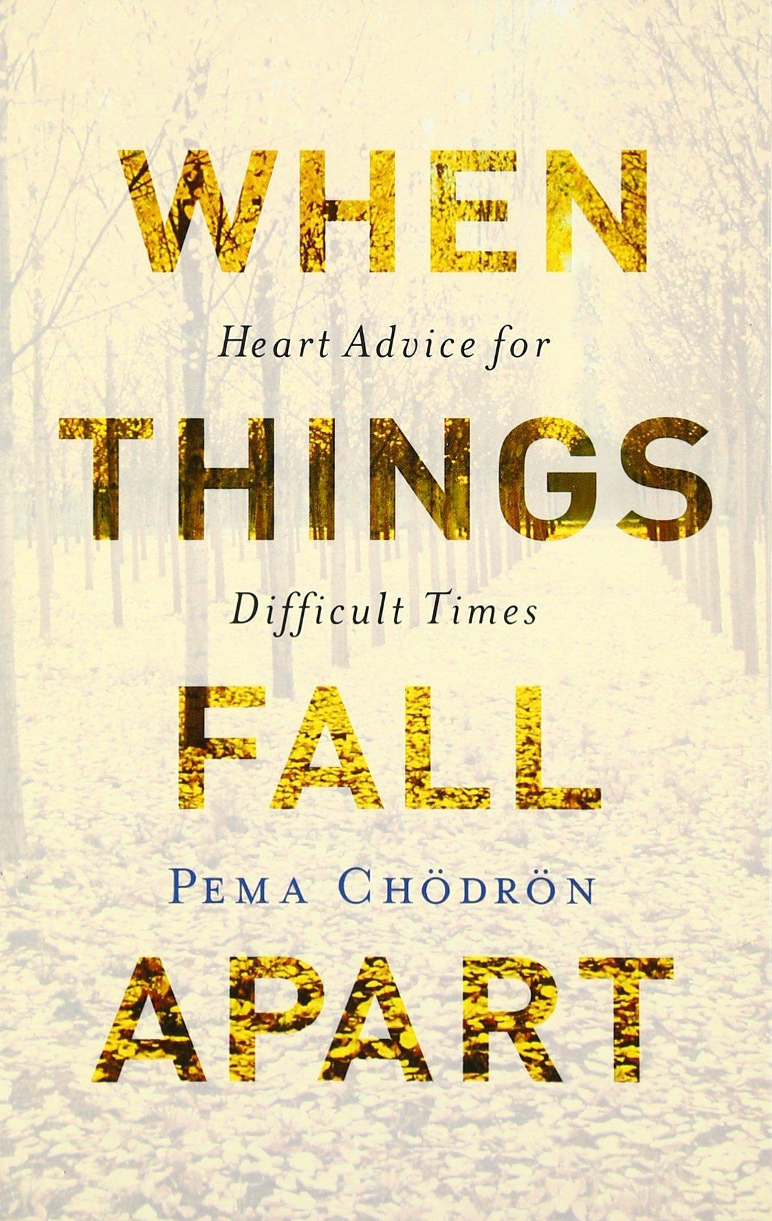 When Things Fall Apart: Tibetan Buddhist Nun and Teacher Pema Chödrön on Transformation Through Difficult Times