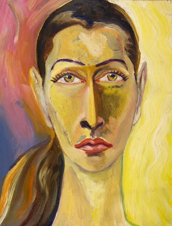 Image result for cummings visual art portrait