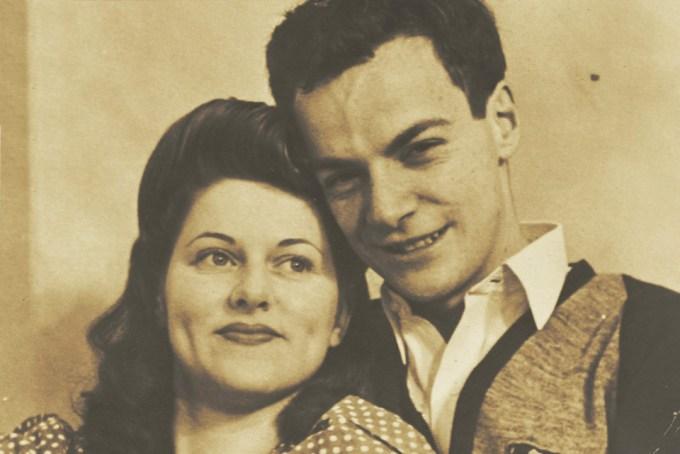 Richard Feynman S Letter To Wife
