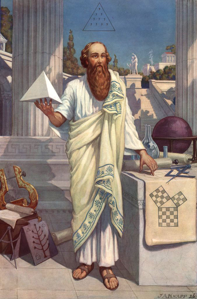Pythagoras on the Purpose of Life and the Meaning of Wisdom – Brain Pickings