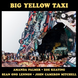 "Amanda Palmer and The Decomposers Cover Joni Mitchell's ""Big Yellow Taxi"" in Tribute to Rachel Carson"