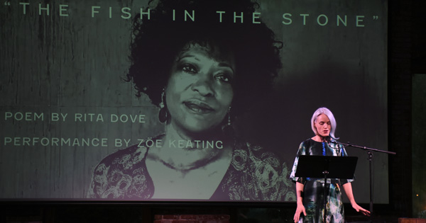 The Fish In The Stone: Zoë Keating Reads Rita Doveu0027s Ode To Deep Time