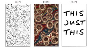 Emblem of My Work: Artists Reimagine Laurence Sterne's Iconic Marbled Page