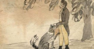 20-Year-Old Lord Byron's Moving Elegy for His Beloved Dog
