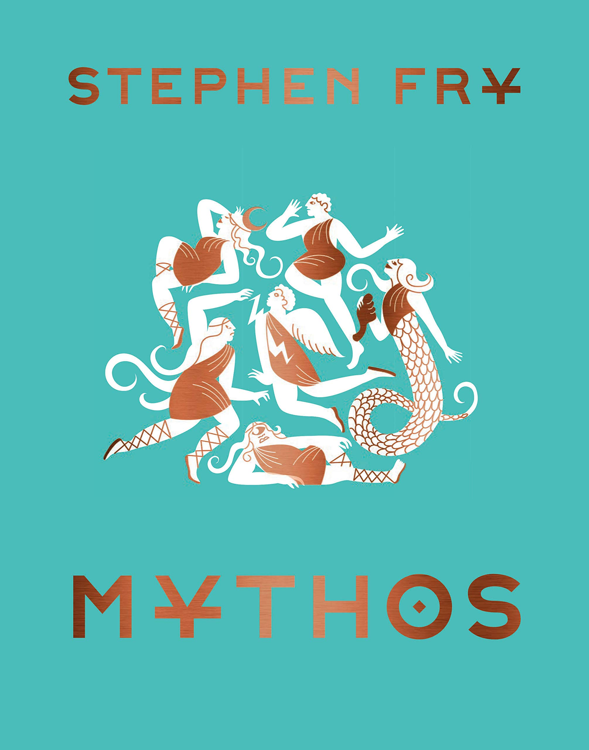 Chaos, Time, and the Origin of Everything: Stephen Fry on How Ancient Greek Mythology and Modern Science Meet to Illuminate the Cradle of Being